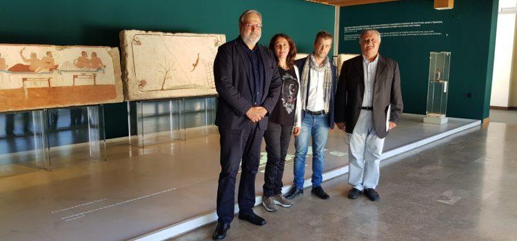 Accordo con il Parco Archeologico di Paestum