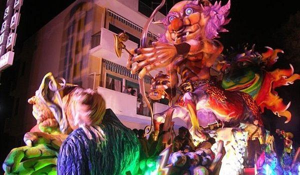 Gran Carnevale Maiorese, il Carnevale di Maiori in Costiera Amalfitana️