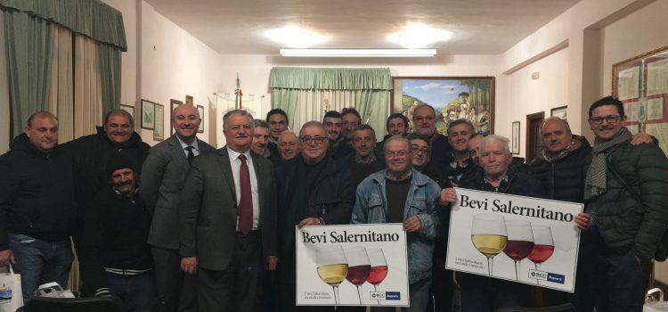 Terzo incontro territoriale a Tramonti con i produttori della DOP Costa d'Amalfi